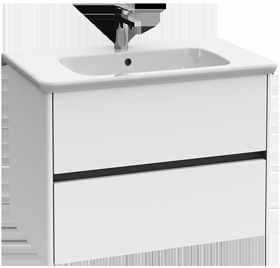 Vivia le confort au plus haut niveau villeroy boch for Meuble de salle de bain villeroy et boch