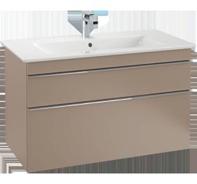 Meubles de salle de bains : qualité de la marque Villeroy & Boch